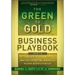 Green to Gold Business Playbook