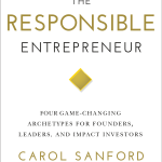 The Responsible Entrepreneur Book Cover