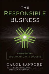The Responsible Business by Carol Sanford