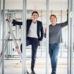 Hans Meyer and Marc Jongerius
