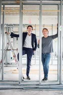TRE – The Responsible Entrepreneur – Hans Meyer and Marc Jongerius
